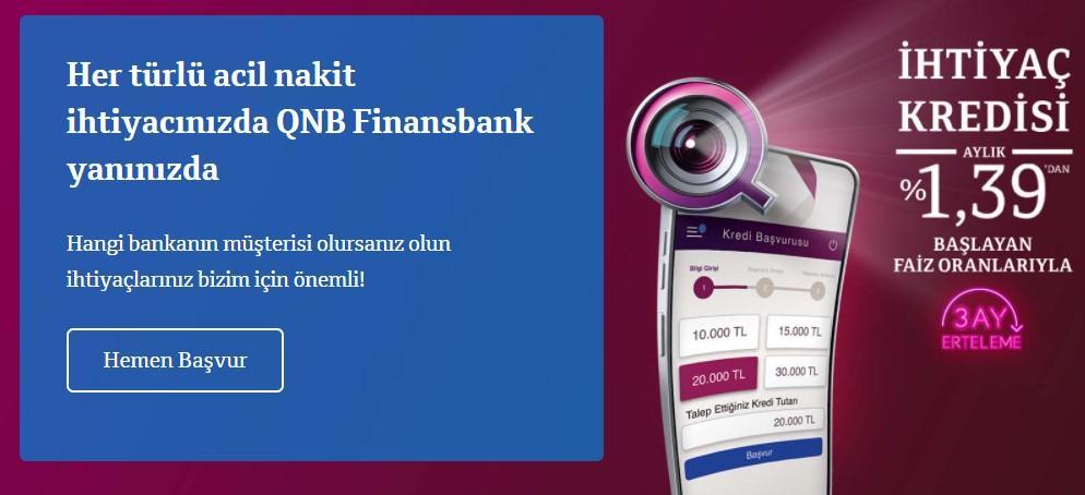 qnb-finansbank-3-ay-erteleme